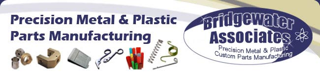 metal and plastic parts manufacturing